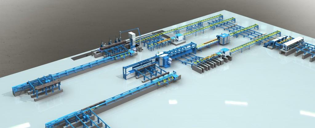 Complete-production-line